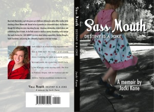 Jacki's new book